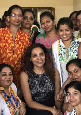 EMPOWERING WOMEN IN THE BEAUTY SECTOR IN INDIA