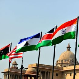 India-Africa Trade