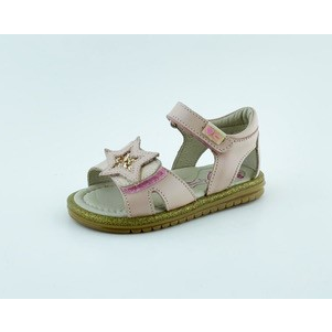 006P Leather Baby Girl Sandal