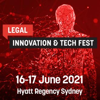 Legal Innovation & Tech Fest, 16-17 June 2021