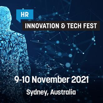 HR Innovation & Tech Fest Australia, 9-10 November 2021