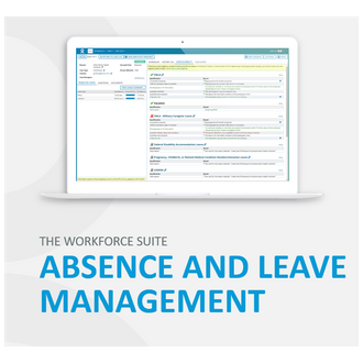 The WorkForce Suite - Absence And Leave Management