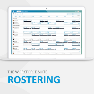 The WorkForce Suite - Rostering