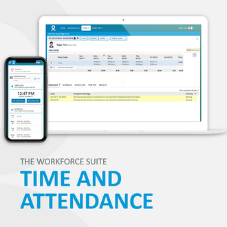 The WorkForce Suite - Time & Attendance