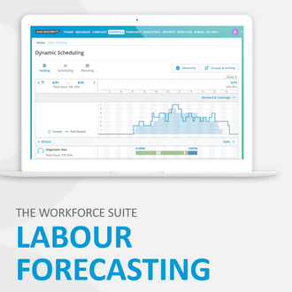 The WorkForce Suite - Labour Forecasting