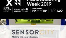 Video: Why Sensor City is looking forward to Digital Manufacturing Week!
