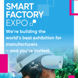 Intro: Smart Factory Expo