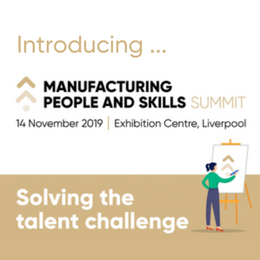 Intro: Manufacturing People & Skills Summit