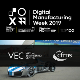 Video: Why VEC are looking forward to Digital Manufacturing Week!