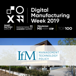 Video: Why IfM are looking forward to Digital Manufacturing Week!