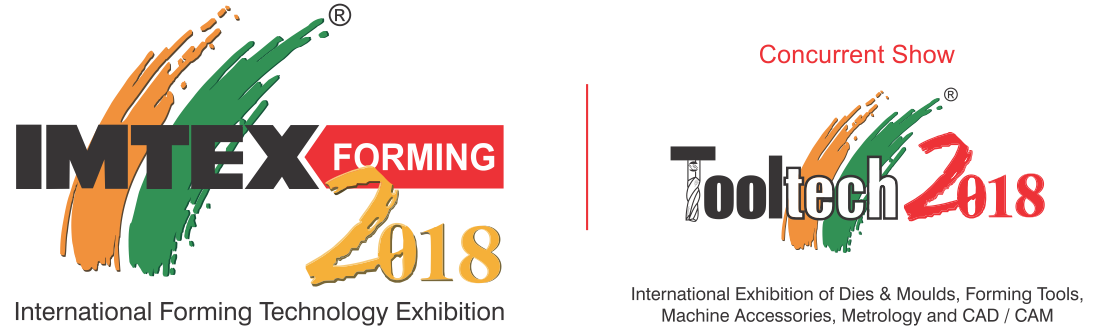 IMTEX Forming 2018 / Tooltech 2018<br/>