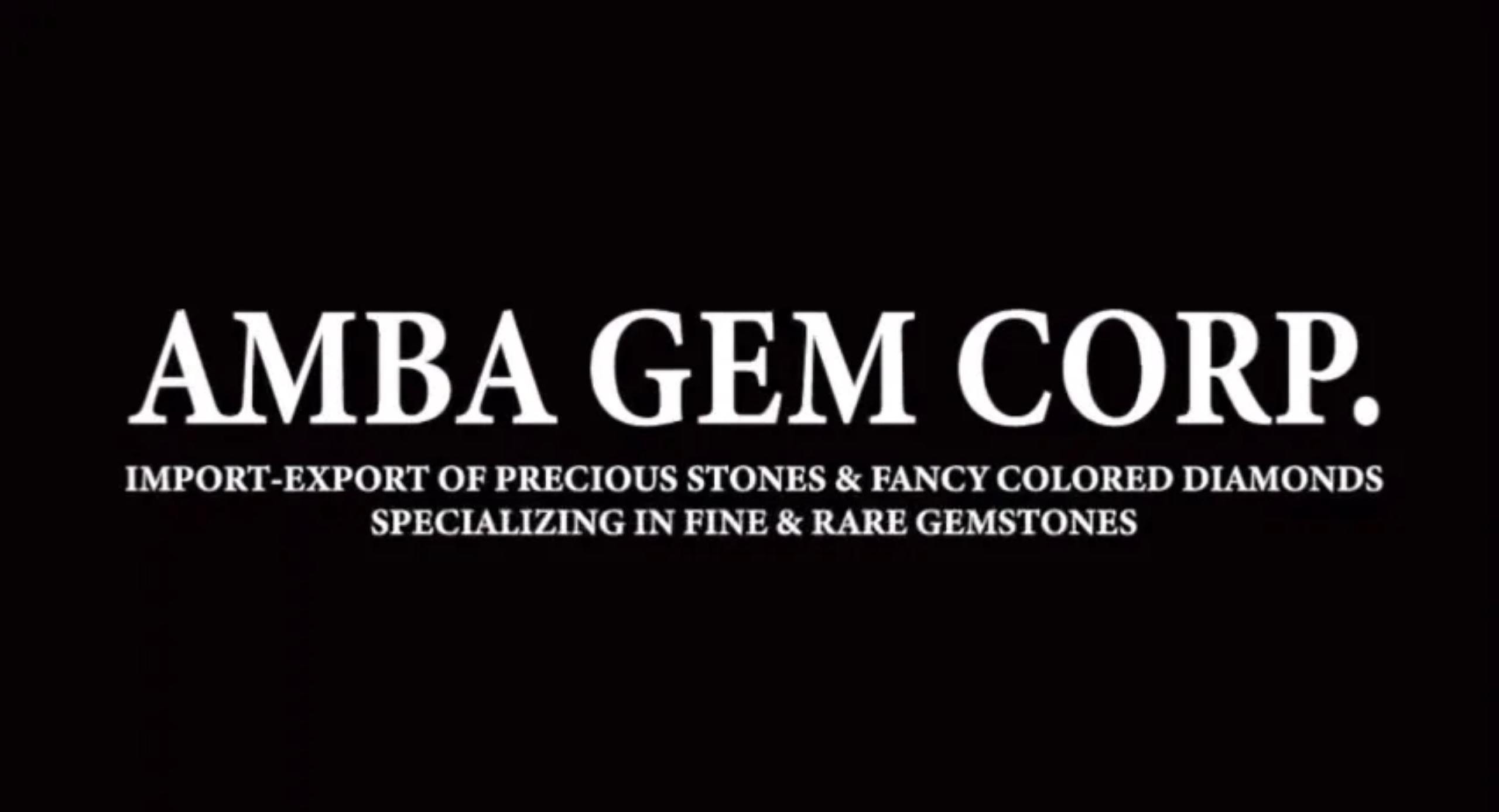 Amba Gems Corp