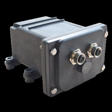 RAILNODE - IoT railway certified sensor for Railway applications