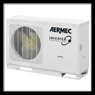HMI. Pompe di calore aria-acqua inverter per il residenziale.