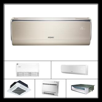 MLG. Sistema Multi-Split aria/aria in versione pompa di calore con tecnologia DC Inverter.