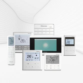 VRF - Sistemi di controllo e accessori
