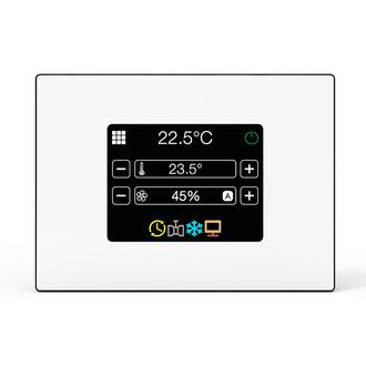 EVO-2-TOUCH & Galletti APP - Interfaccia utente touch screen e APP controllo remoto