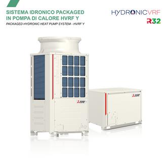 Sistema idronico HVRF Y