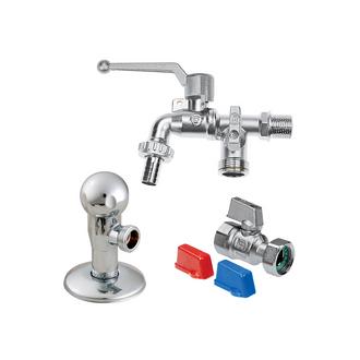 Ball Valves & Water Taps