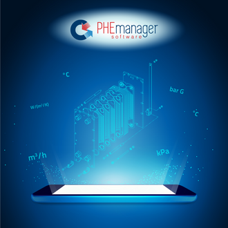 PHE Manager software