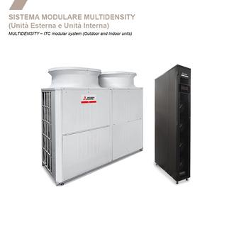 MULTIDENSITY – sistema modulare ITC