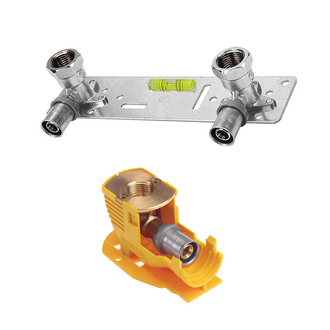 Press Fittings & Mounting plates