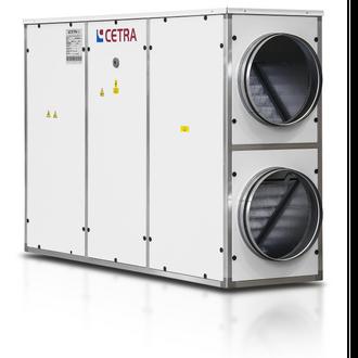 RPE - Recuperatore di calore con sistema di sanificazione ad altissima efficienza