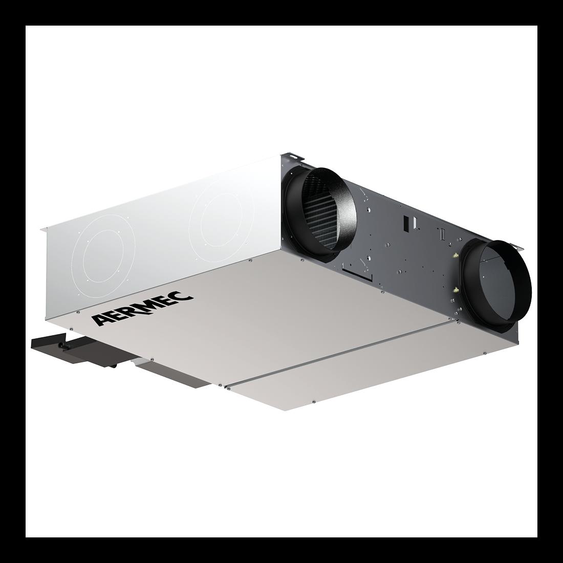 FCY. Ventilconvettore per installazione a canale.