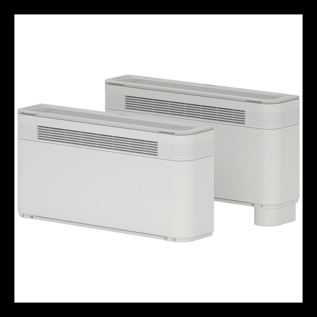 FCZ_D Dualjet. Il ventilconvettore per un comfort totale in tutte le stagioni.