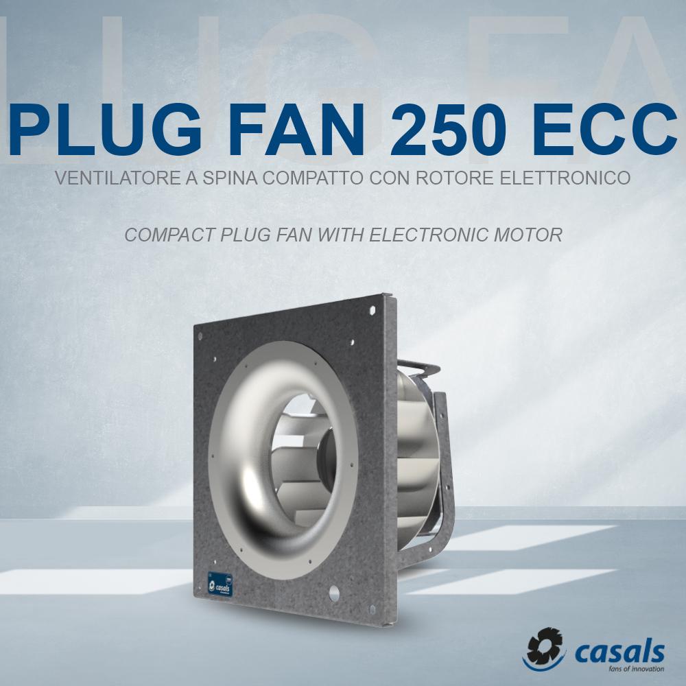 PLUG-FAN-250ECC