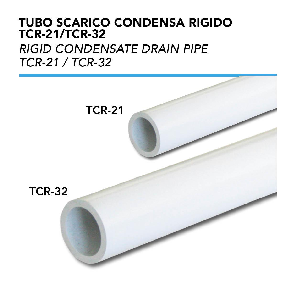 Sifoni anticondensa - Bacinelle Blue River - Tubi scarico condensa
