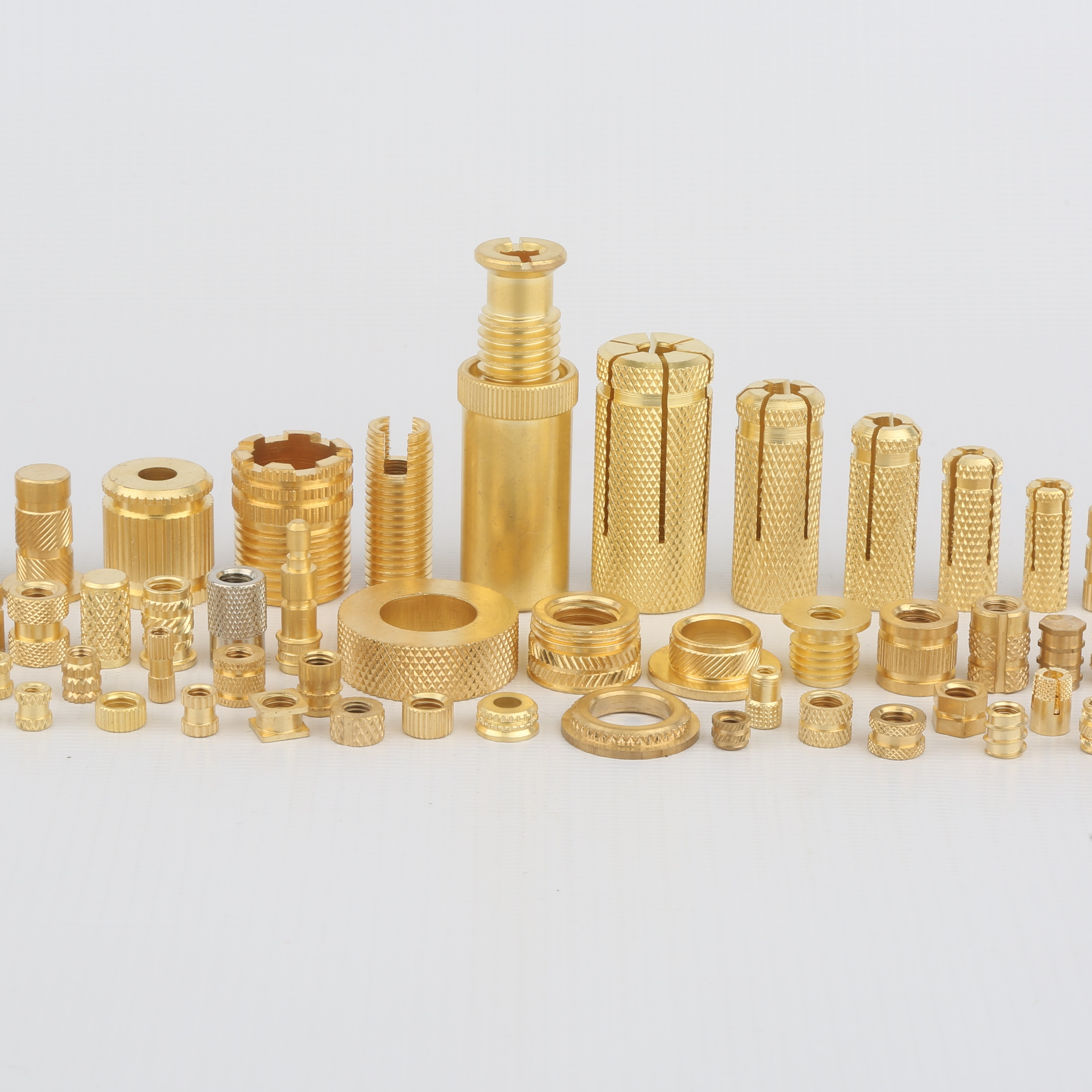 Brass CNG and LPG Parts