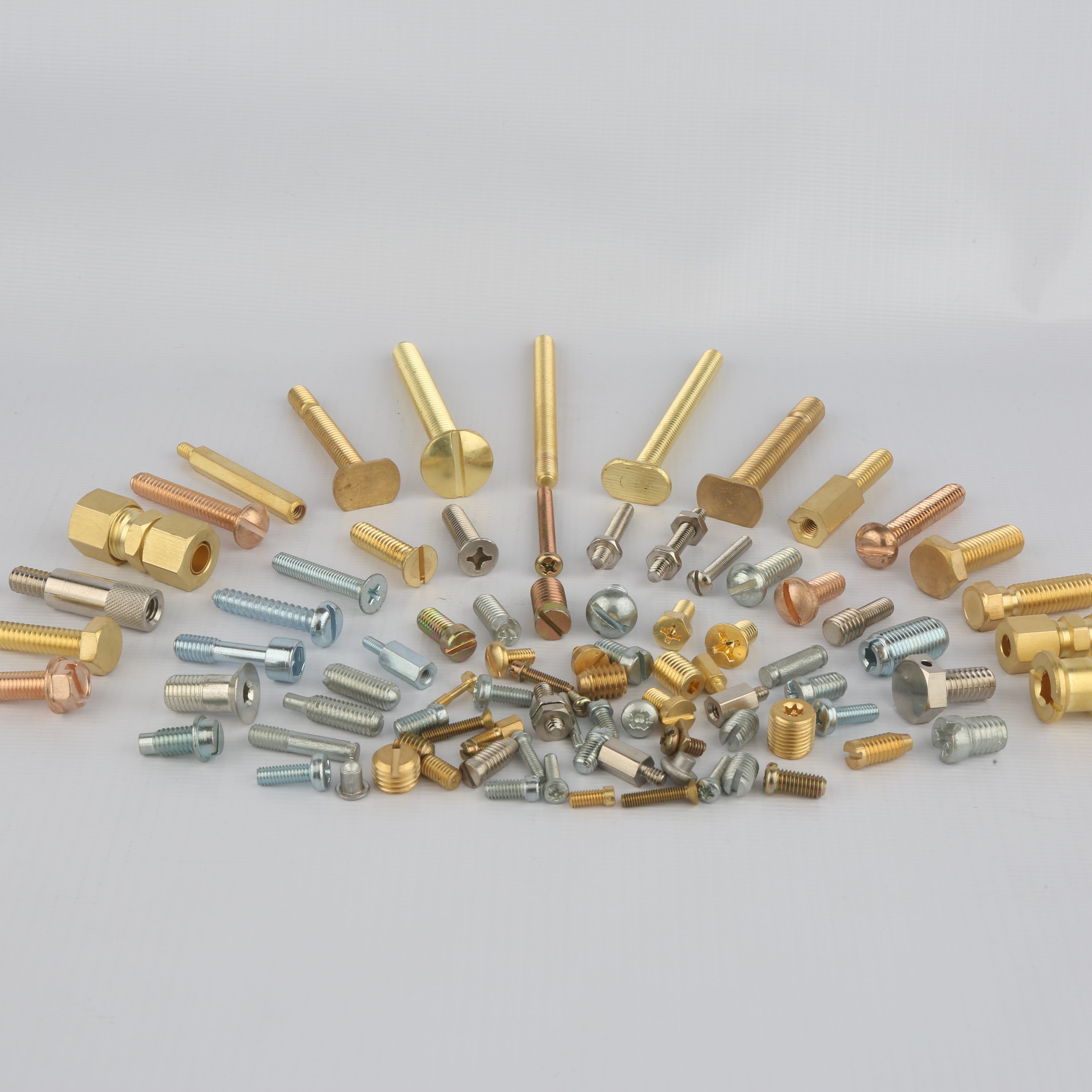 Fasteners, Nuts and Bolts, Forged Components