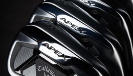 CALLAWAY GOLF ANNOUNCES NEW APEX IRONS AND HYBRIDS