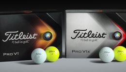 Titleist Introduces New Pro V1 and Pro V1x Golf Balls – Longer Distance, More Greenside Spin, Softer Feel