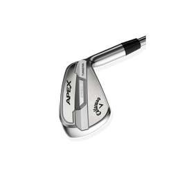 Callaway Golf's Apex Pro 21 irons full of new features