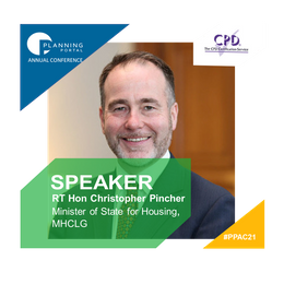 Planning Portal opening address - Christopher Pincher