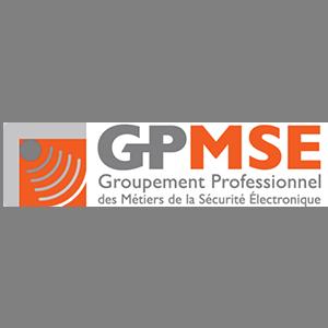 GPMSE Groupement Professionnel des Métiers de la Sécurité Electronique, Partenaire officiel