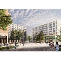 Major plans to regenerate a brownfield site in the heart of Cardiff have been revealed