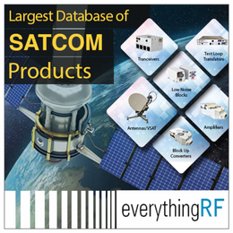 everything RF Launches Dedicated Hub for the SATCOM Industry