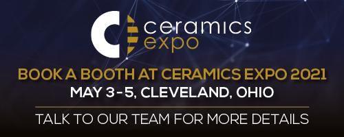 Ceramics Expo - Organizer Booth