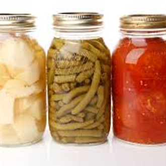 Organic Canned Vegetables