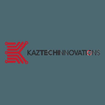 KazTechInnovations: Logo