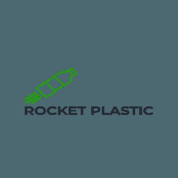 Rocket Plastic: Logo