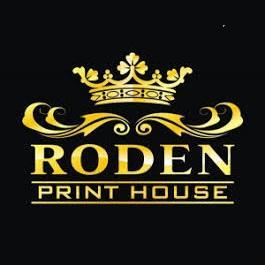 RODEN PRINT HOUSE: Logo