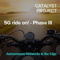 5G ride on! - Phase III