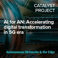 AI for AN: Accelerating digital transformation in 5G era