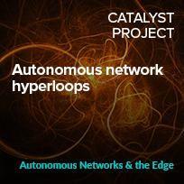 Autonomous network hyperloops