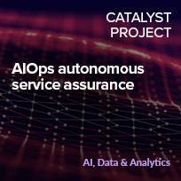 AIOps autonomous service assurance