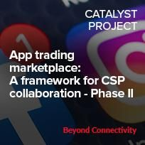 App trading marketplace : A framework for CSP collaboration - Phase II
